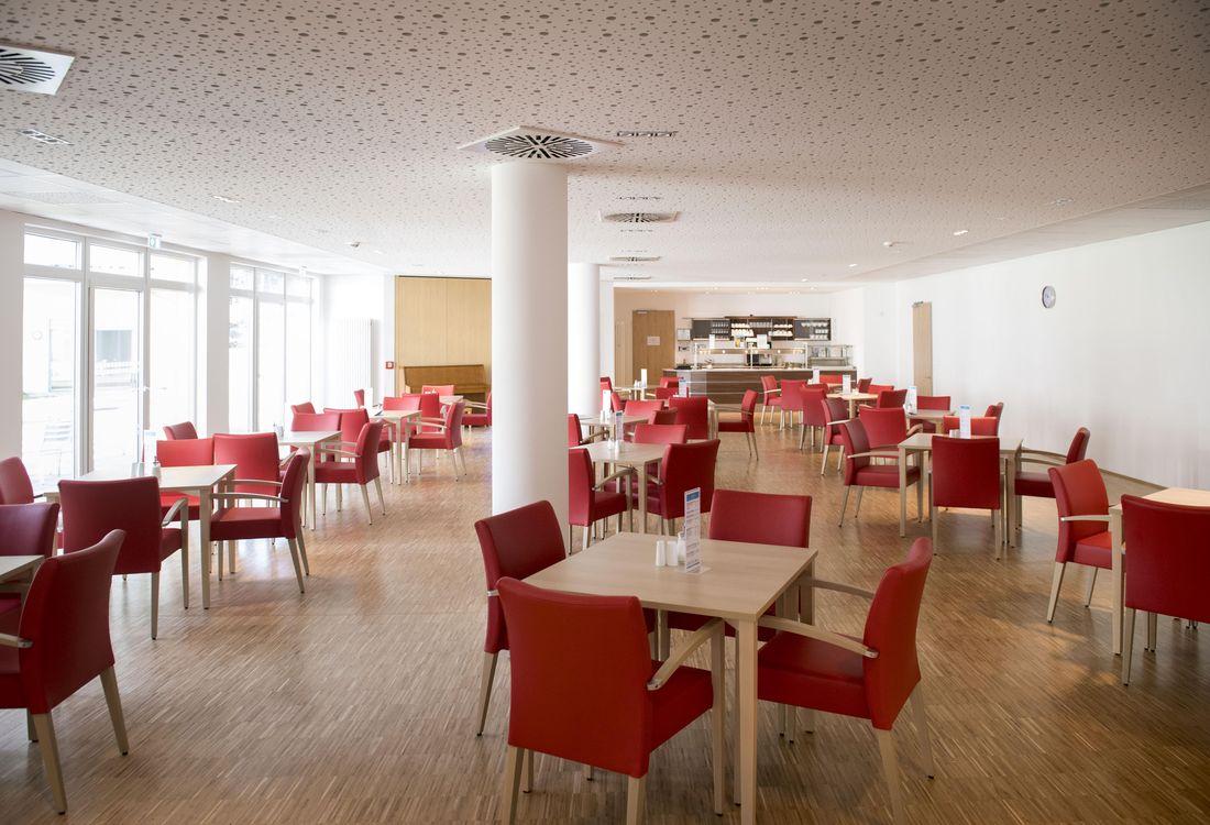 Café des Karl-Heller-Stifts in Röthenbach