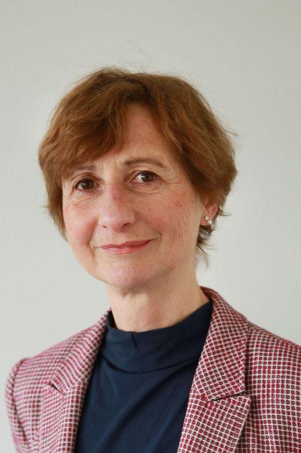 Portrait von Irene Nachtmann, Einrichtungsleitung der Tagesstätte OASE