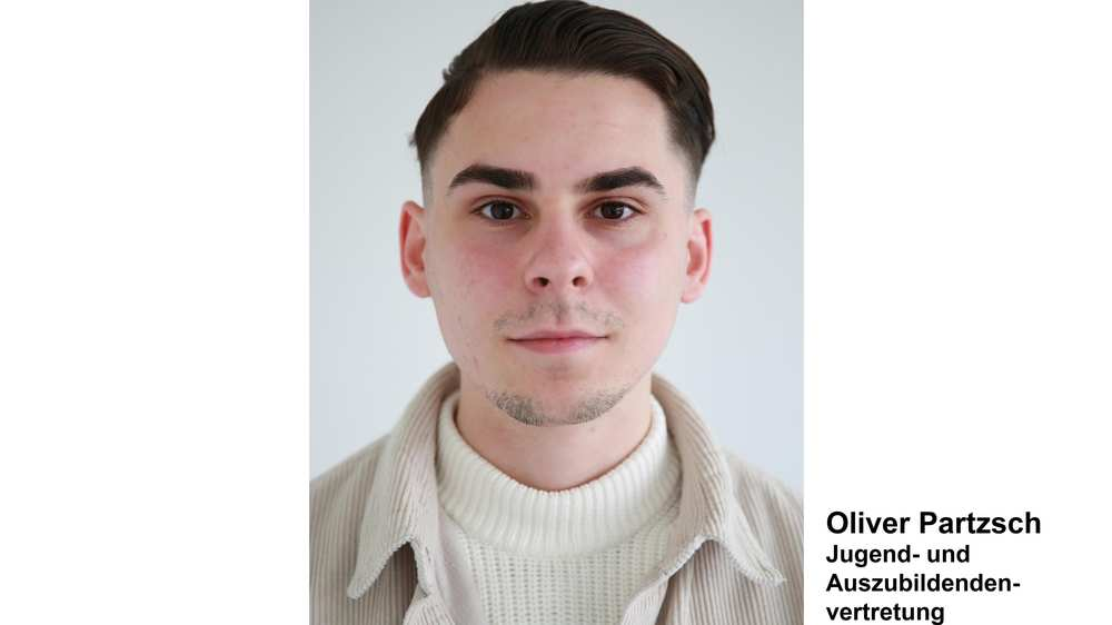 Oliver Partzsch, Jugend- und Auszubildendenvertretung