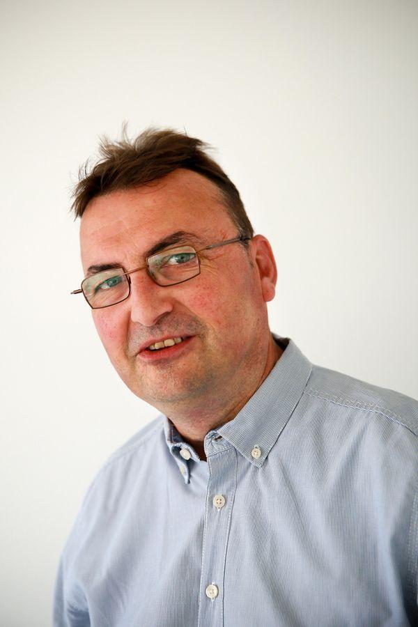 Profilbild des Einrichtungsleiters Mario Wagenbrenner (Betreutes Wohnen für Menschen mit seelischer Erkrankung)