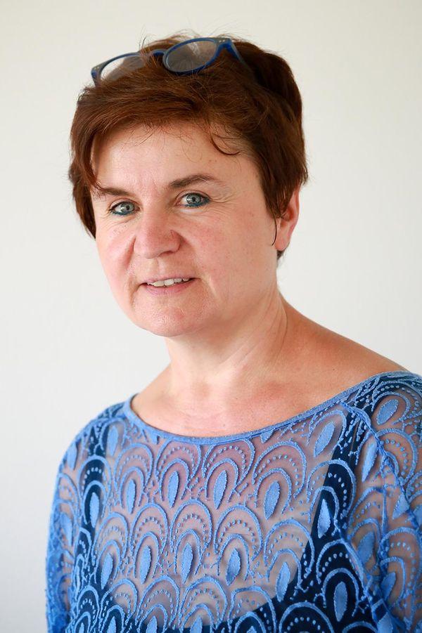 Portrait der Einrichtungsleiterin Manuela Bauer (Ökumenische Wärmestube)