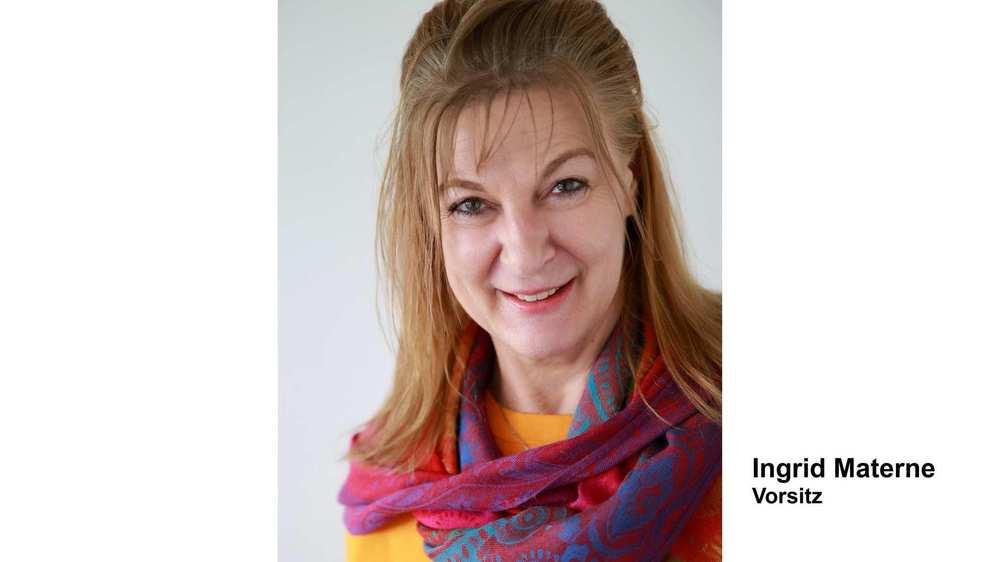 Ingrid Materne, Vorsitz