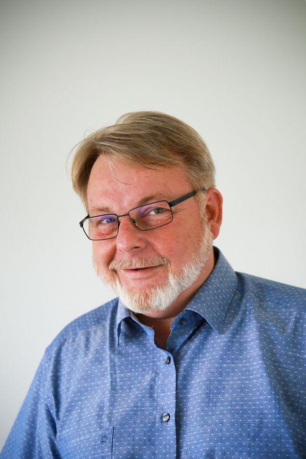 Portrait von Rainer Brenner, dem Einrichtungsleiter vom Haus Martinsruh