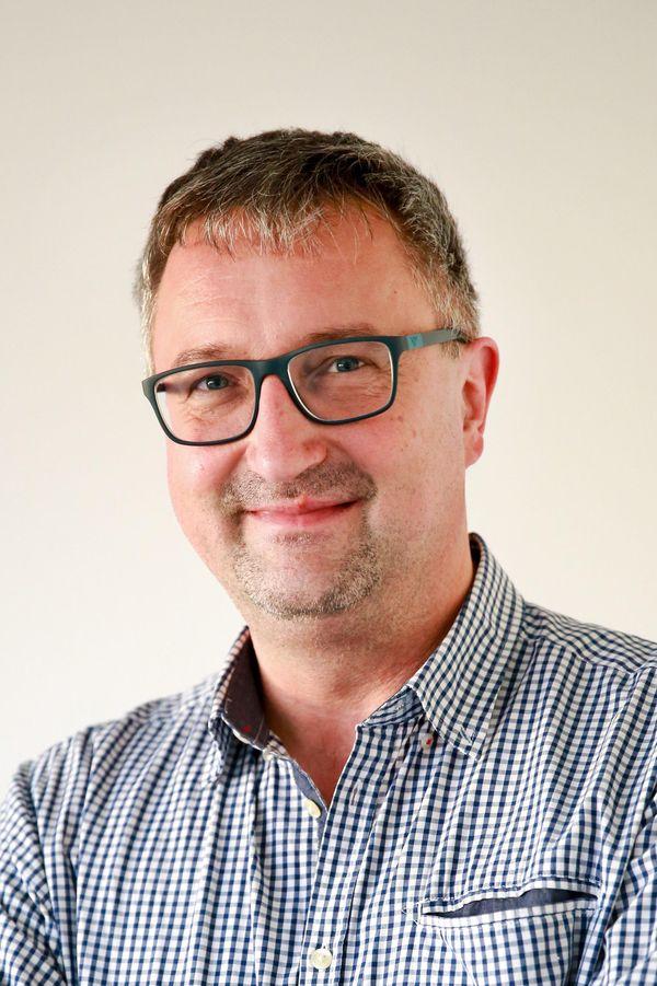 Einrichtungsleiter Marco Lindner (allerhand)