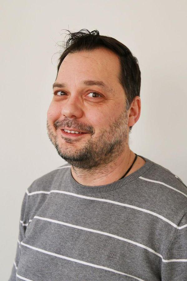Portrait von Leitung Stefanos Panaras (Migrationsberatung für Erwachsene)