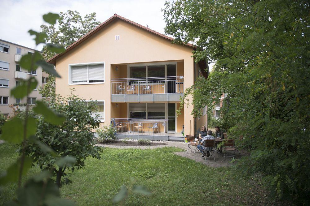 Außenansicht des Marianne-Leipziger-Haus am Vestnertorgraben 7