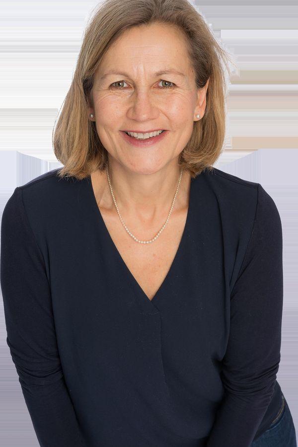 Portrait von der SIGENA-Koordinatorin Marion Beede